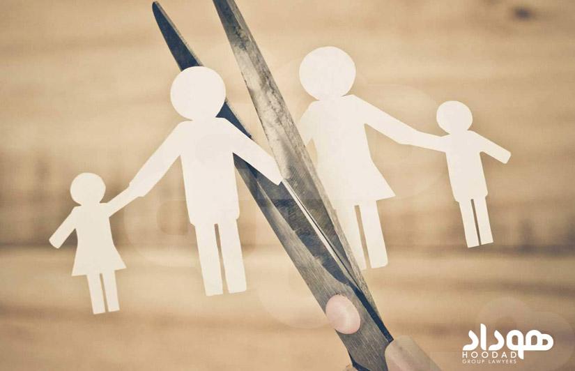 مراحل طلاق با اثبات ضرب و شتم زوجه توسط همسر